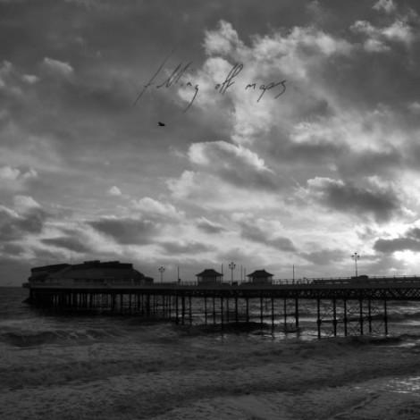 Falling Off Maps - A Seaside Town in Winter